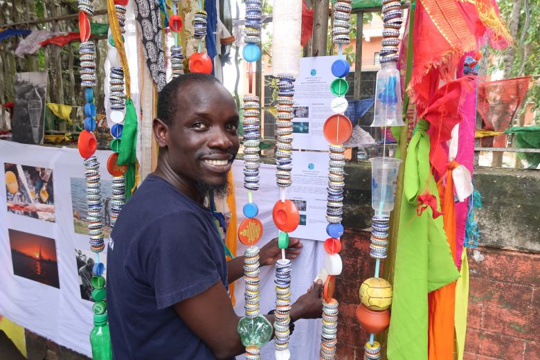 Dave Ojay, founder of Naam Festival Kenya