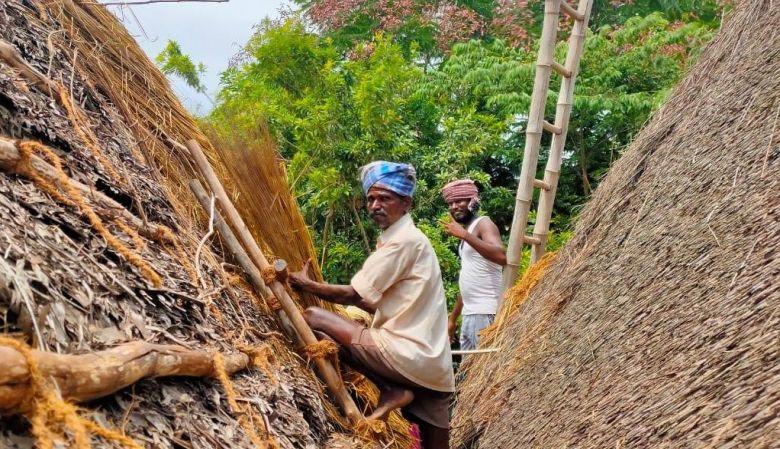 Sristi Village - Ein Ort wo Menschen im Einklang mit der Natur arbeiten und leben