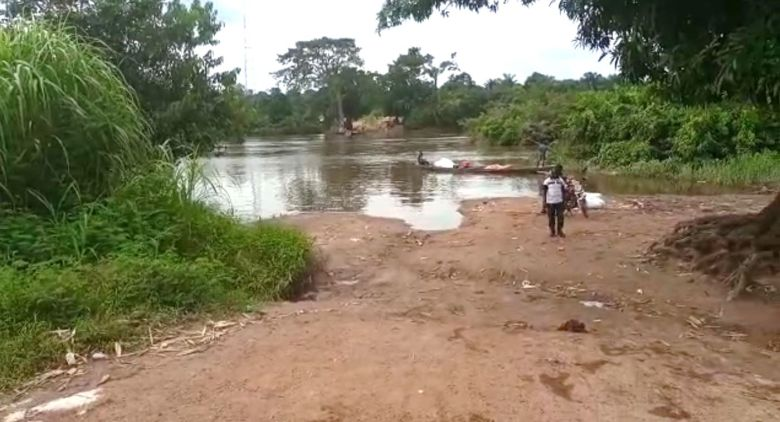Manor River Sierra Leone